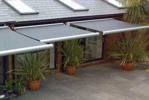 Ideally suited for awnings